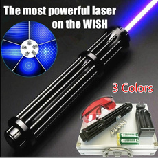 Flashlight, Laser, adjustablecap, charger