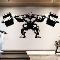 Muscle, Home Decor, Fitness, Barbells