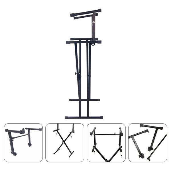 Adjustable, electricpianoholder, universalkeyboardstand, electronicorganstand