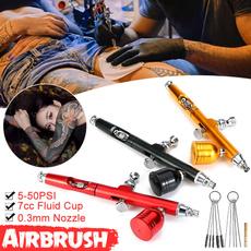 tattoo, caketool, airbrush, Beauty