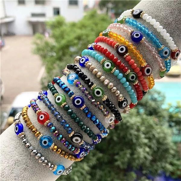 agatebanglebracelet, black bracelet, Fashion, eye