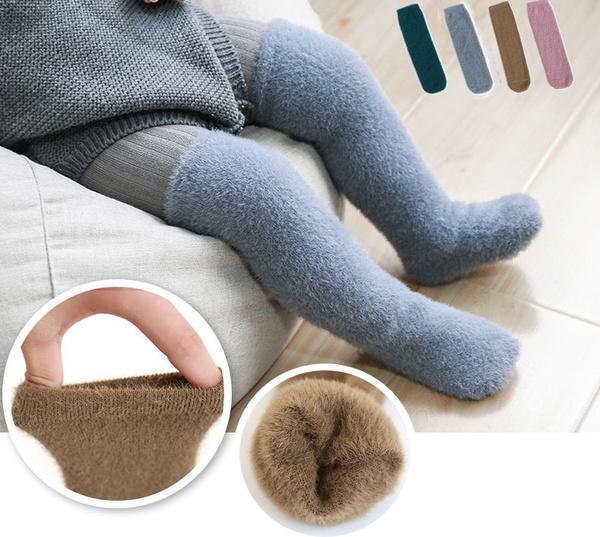 wintersock, plushstocking, Cotton, Winter
