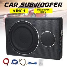 audioamplifier, stereospeaker, audiocar, Bass