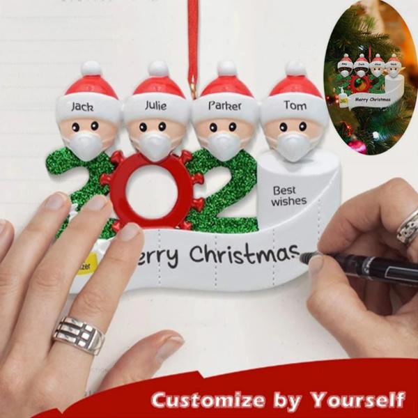 xmasdecor, Family, christmaspendant, christmastreehanging