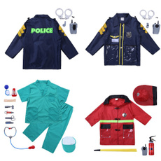 Role Playing, babyboysoutfit, firefighteruniform, babypartywear