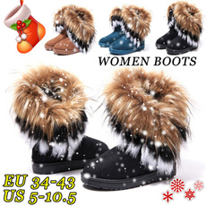 furboot, ankle boots, Fashion, fur