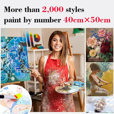 paintbynumber, Gifts, artist, Kit