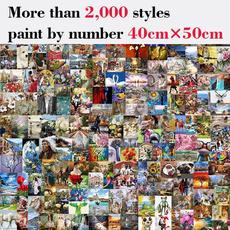 paintbynumber, paintbynumbersforadult, artist, Children