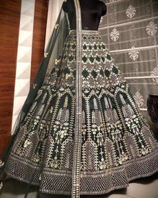 weddinglahengacholi, Embroidery, lahengacholi, weddinglahenga