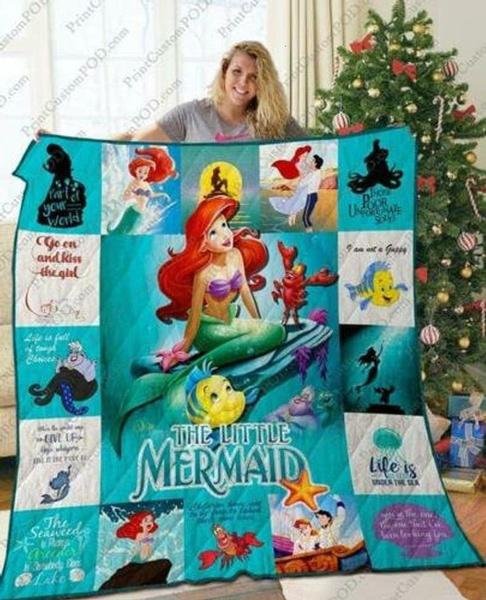 Fleece, Princess, Gifts, Blanket