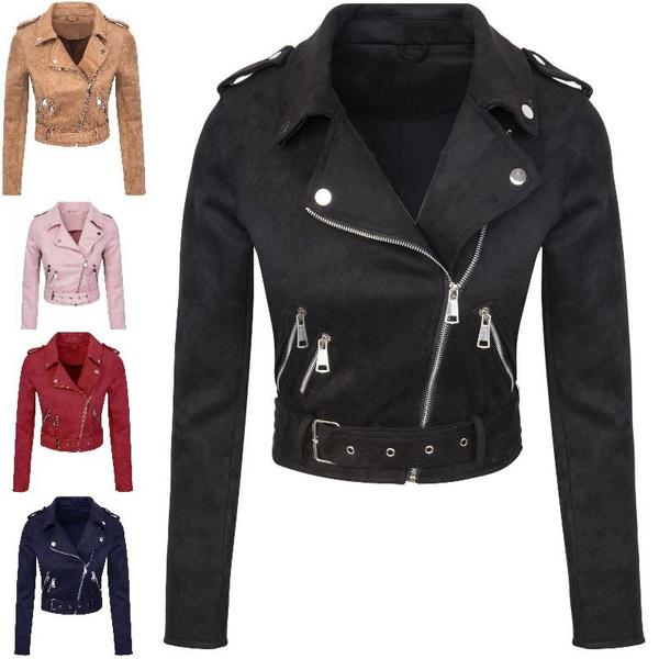 motorcyclecoat, autumnwinter, Plus Size, Winter