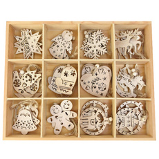 naturalchristmaswooden, Christmas, Jewelry, naturalwoodenchip
