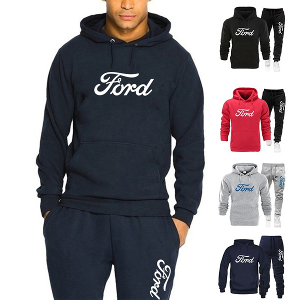 Fashion, pullover hoodie, jogging suit, Spring