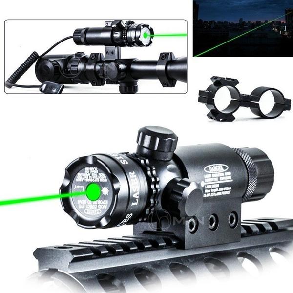Flashlight, glock, Laser, Hunting