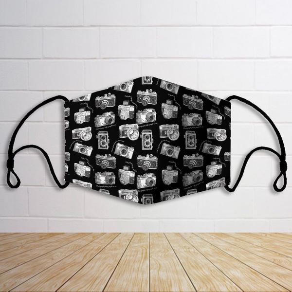 honeypumpkinfacemaskcotton, Photography, catloversfacemask, Masks