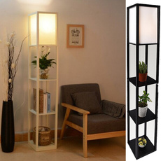 Home, Shelf, decoration, Lighting