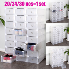 Box, case, thickenshoesbox, shoescontainer