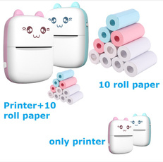 printingmachine, wirelessprinter, Pocket, paperphotoprinter