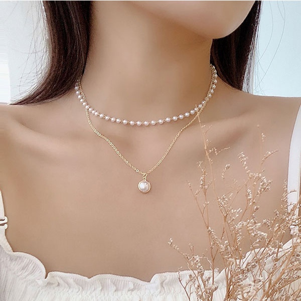 clavicle  chain, necklaceset, Jewelry, Chain
