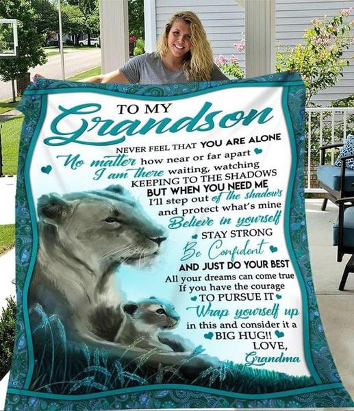 Fleece, Love, Family, Blanket