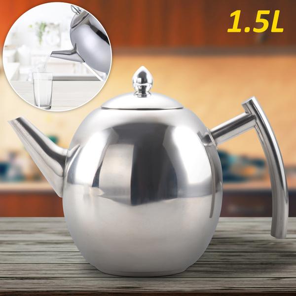 Steel, Coffee, Tea, Stainless Steel