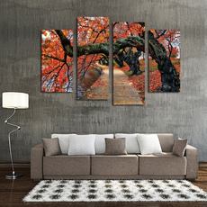 Beautiful, Home & Kitchen, Decor, modern abstract oil painting