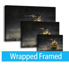 art print, canvasprint, warshipalliance, Home Decor