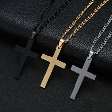 Jewelry, Fashion, Cross necklace, Gifts