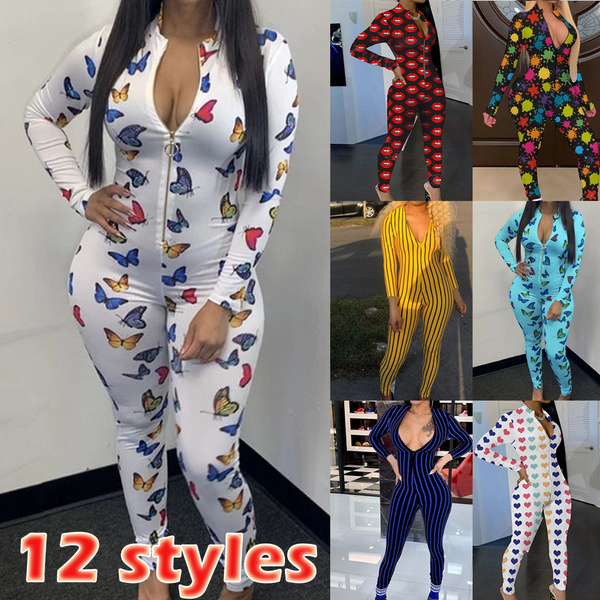 Plus Size, 1piecepajama, Sleeve, sexy pajamas