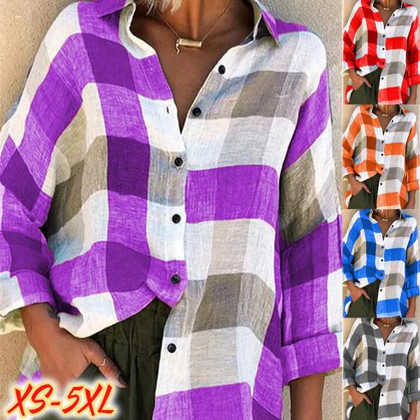 Plus Size, leopard print, womens top, Autumn Shirts