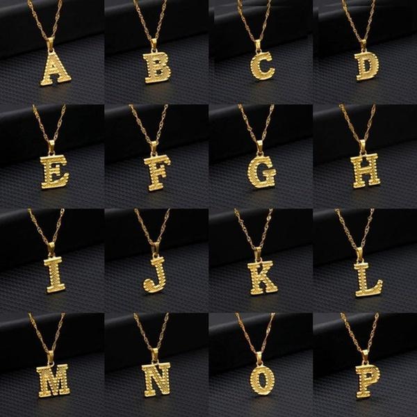 Fashion, punk necklace, Jewelry, gold