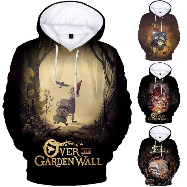 overthegardenwallhoodie, overthegardenwall, Sleeve, Long Sleeve