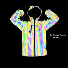 rainbow, Coat, jaqueta, unisex