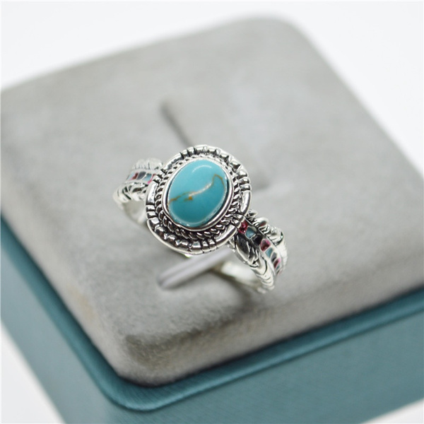 Sterling, Turquoise, Fashion, 925 sterling silver