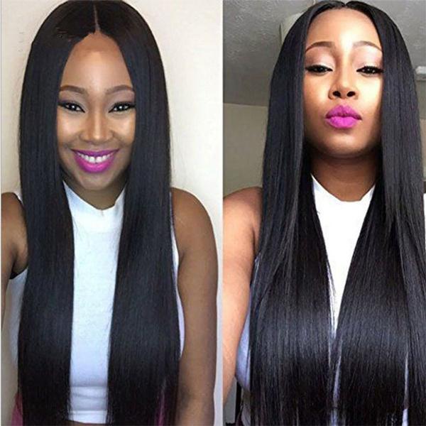 wig, Fiber, Natural, Lace