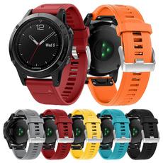 fenixflashlight, garminwristwatch, siliconewatchband, Bracelet Watch