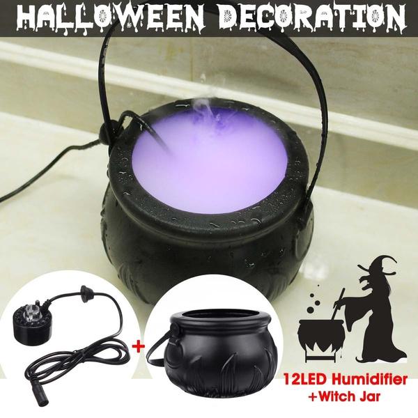 fogmaker, halloweencandyholder, led, halloweenparty