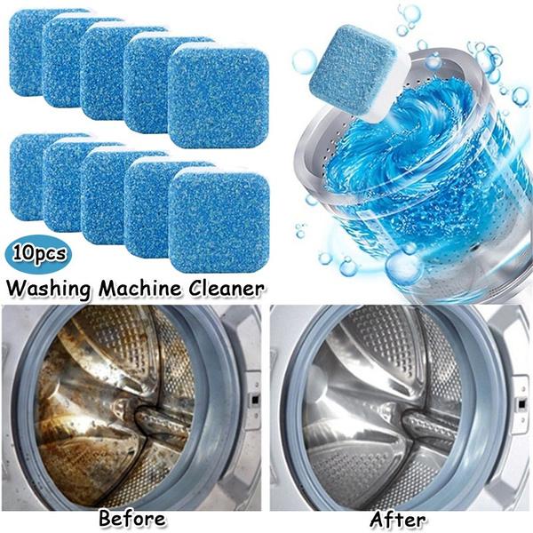 Cleaner, effervescentspray, washing, washingmachine