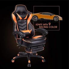 computerseat, rotarychair, swivel, highbackchair