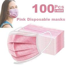 pink, kidmask, Christmas, maskpad