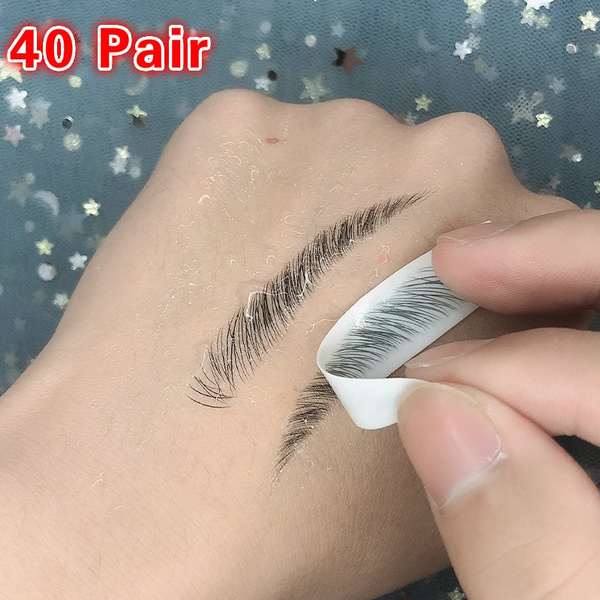 tattoo, Makeup, Beauty, artificialeyebrowpatch