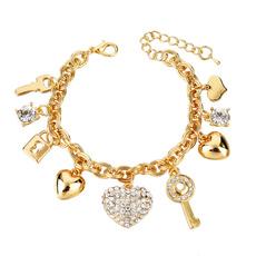 Heart, Love, Jewelry, gold