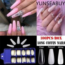 acrylic nails, nail tips, Beauty, art