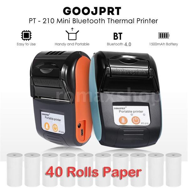 Printers, Paper, Restaurant, bluetooththermalprinter