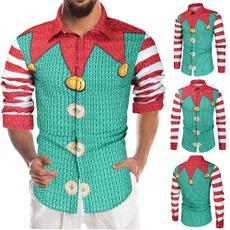 Fashion, christmaspresent, long sleeved shirt, Long Sleeve