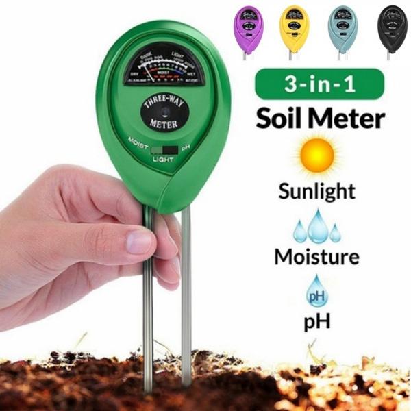 Flowers, flowerplanthygrometer, soilphmeter, hygrometermeter