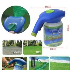 Grass, gardensprayer, spraybottle, hydromoussespray