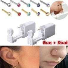 piercinggun, Jewelry, piercingtoolkit, Stud Earring