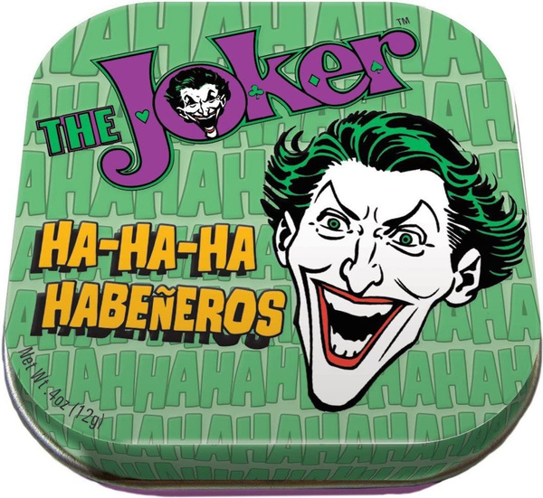 Joker, Green, candy, unisex