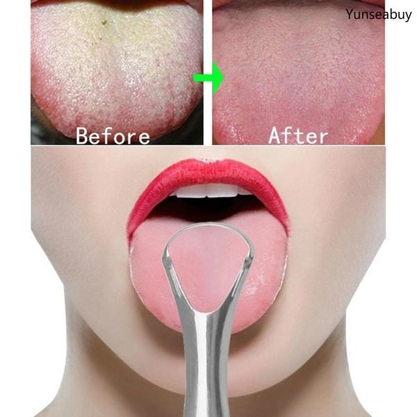 tonguecleaner, Steel, oralcare, dentalcare